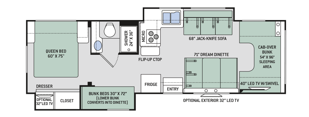 2017-Four-Winds-30D-Floor-Plan