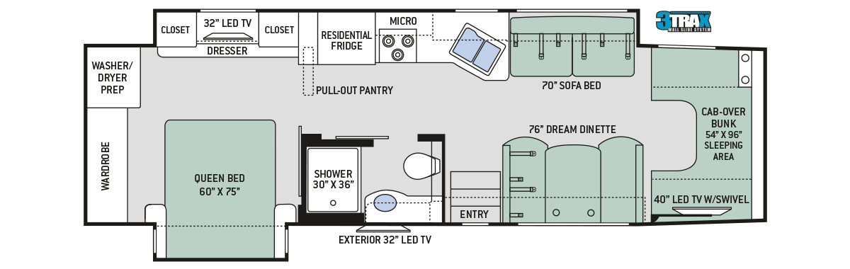 2017-Four-Winds-SuperC-35SD-Floor-Plan