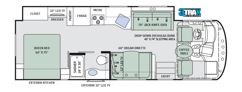 wiring diagram for motorhome parts for motorhomes wiring
