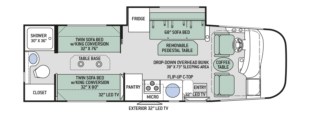 Thor-2017-Vegas-25-5-Floor-Plan