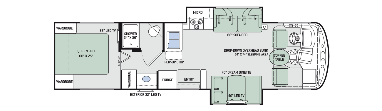 Thor-2017-Windsport-31Z-Floor-Plan
