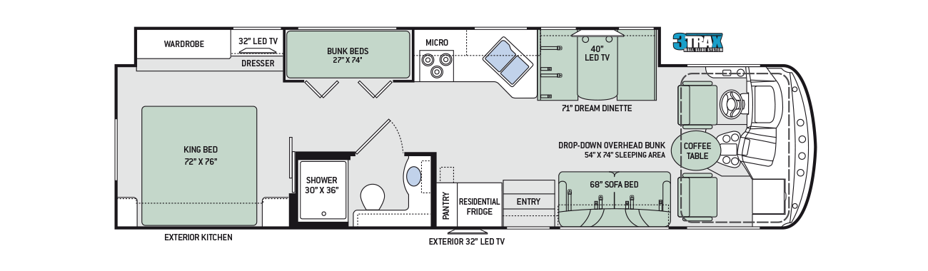 Thor-2017-Windsport-34J-Floor-Plan