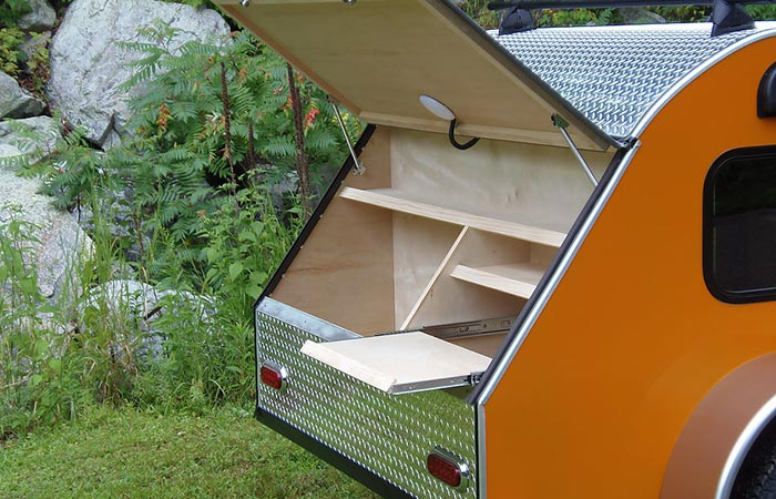 Teardrop Expedition Trailers | Lightweight Campers | 4x4 Off-Road