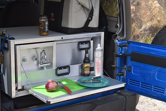 The Wrangler Camping System Campers Amp Gear