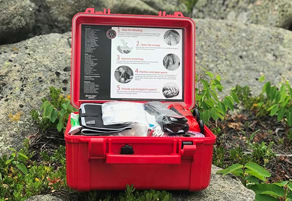 Outer Limit Supply 6500 First Aid Kit