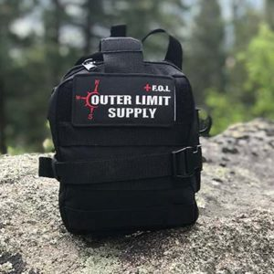 Outerlimit Supply Individual First Aid Kit