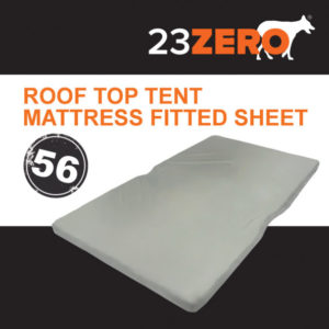 23Zero Bed Sheets for 56 inch wide mattress