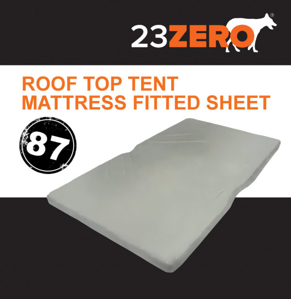 23Zero Bed Sheets for 87 inch wide mattress